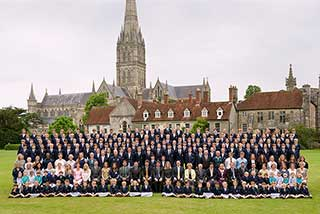 Salisbury Cathedral School 2016